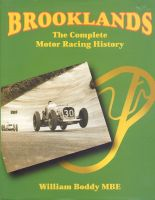Brooklands, The Complete Motor Racing History