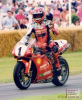 Carl Fogarty RT
