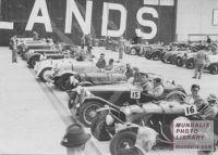 Sports Car race startline hc114