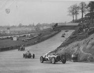 Brooklands Track he261