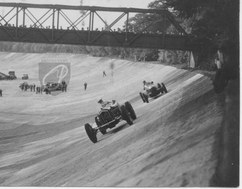 Brooklands Track he291