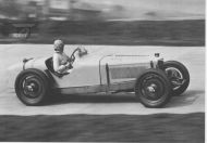 Kay Petre at Brooklands Track hr199