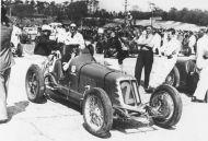 Gino Rovere. Maserati 4CM hr52