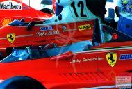 F1 Ferrari Graphics RT